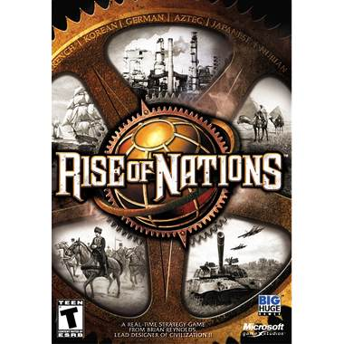[PC GAME] Rise of Nation Riseofnation
