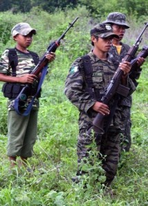 MILF rebels