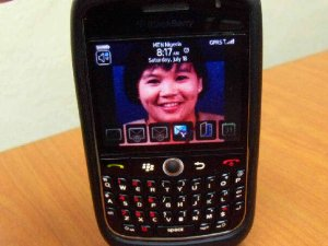 My BB 8900